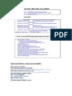 Restore & Recovery - Recover Datafile (ORA-00376)
