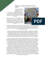 Toronto se vistió de Fe y rindió Homenaje al Cristo de Pachacamilla