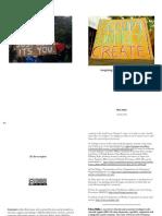 Occupy Connect Create 3.0_zineprint