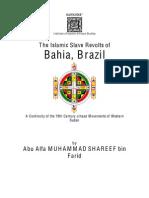 Bahia Slave Revolt