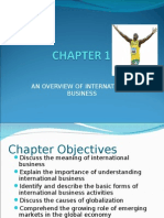 Introduction to International Business Chapter 1