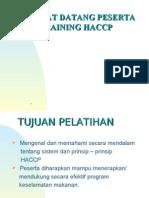 Arief - HACCP