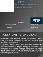 32161827 Risiko Deteksi Dan Rancangan Pengujian Substantif
