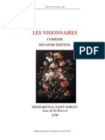 DESMARETS Les VISIONNAIRES