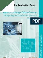 551 Voltage Sags in Continuous Processes Case Stu