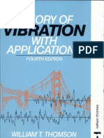 39842933 Theory of Vibration With Applications by Willia Thomson