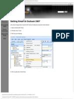 Setting Email Di Outlook 2007 - KB MWN, Kumpulan Artikel Hosting_Linux_pemro