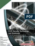 CCIE Security Tech Lab Wkbk v3.0 eBook Updated