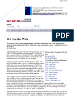 We_are_the_web