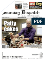 The Pittston Dispatch 10-23-2011