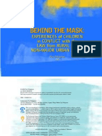 Behind the Mask Experiences of CICL
