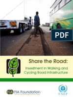 Share the Road Report Web