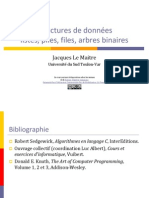Structures Donnees