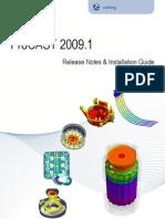Pro Cast 20091 Releasenotes