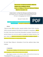 Disharge Characteristics