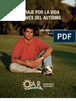 Guía para la transición a la edad adulta - Un viaje por la vida a traves del Autismo (OAR)