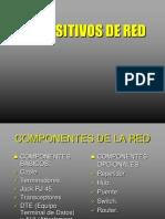 Dispositivos de red