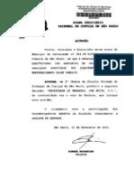 Embargos de Declaração n 994.08.019077-150002 sf emb d
