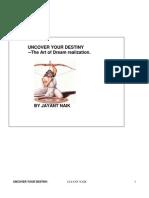 Uncover Your Destiny .PDF