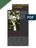 Foucault y El Poder de La Verdad Esther Diaz