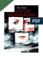 orizonturile psihologiei medicale