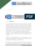 4.0 especificaciones tecnicas constructivas conduccion calpa