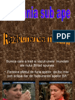 Romania sub ape