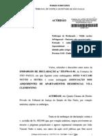 EMBARGOS DE DECLARAÇÃO n. 555.978-41-01