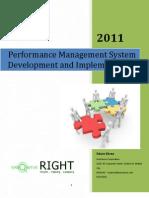 ExeQserve Performance Management System Implementation