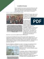 La batalla de Tucumán
