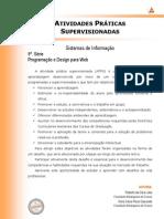 2011 1 Sistemas de Informacao 5 Programacao e Design Para Web 1