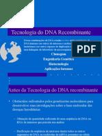 Tecnologia Do DNA Recombinante-Aline