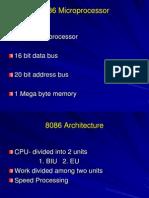 Microprocessor and Microcontrroller Module 1 - Calicut University