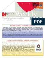 Weekly Pulse 14