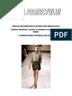 model pagina - tema proiectului