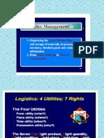 Logistic Manaqgement