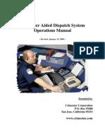 Cad User Manual