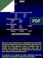 Protocolos de redes y comunicacion