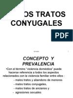 MALTRATO CONYUGAL borrador