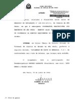 EMBARGOS DE DECLARAÇÃO n 605.521-45-01