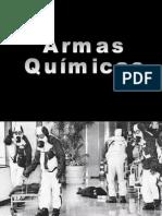 Trabalhos Sobre Armas Qumicas