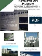 Reykjavik Art Museums