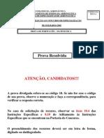 CESD_2005Gabarito_Provisorio_