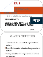 Chapter 7_Organizational Culture
