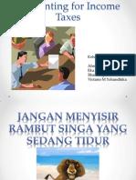 Presentasi Final Income Taxes