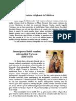 Literatura religioasă în Moldova