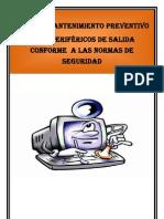 Manual de Un Monitor,Bocinas y Impresora