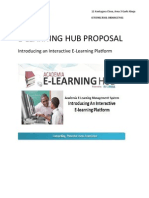 e Learning PROPOSAL