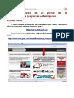 MCTI-ProyectosEstrategicos-InstructivoParaRegistrarse