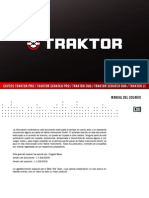 U2-Traktor Manual Spanish
